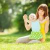 Yenidoğan Bebeğin 06-12 ay Arası Gelişimi