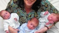 Üçüzlere Hamileyim