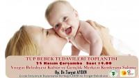 25 Kasımda YOZGAT ta ÇİDER Tüp Bebek Toplantısı