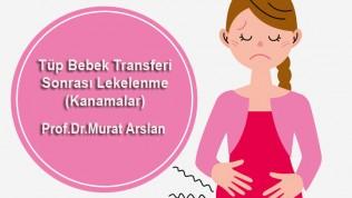Tüp Bebek Tedavisinden sonra kanama ,lekelenmeler normal mi? Prof.Dr.Murat Arslan