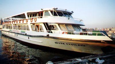 02 Kasım 2002 Boğaz Turu