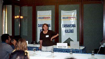 Dayanışma Kulübü – 30 Haziran 2001'de Ankara'daydık