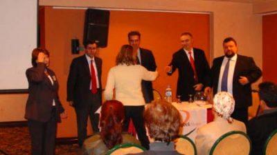 15 Kasım 2003 Ankara Tüp Bebek Merkezi Toplantısı Sıcak Sımsıcakkk Geçti Sıcak