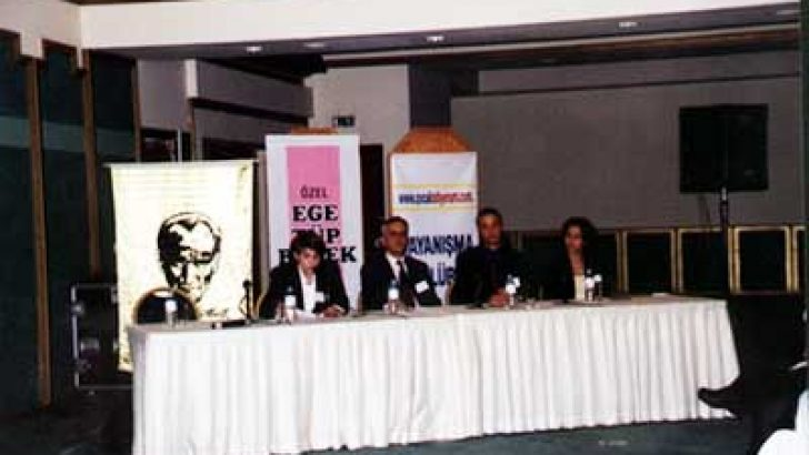 16 Şubat 2002 İzmir Ege Tüp Bebek Merkezi Toplantısı