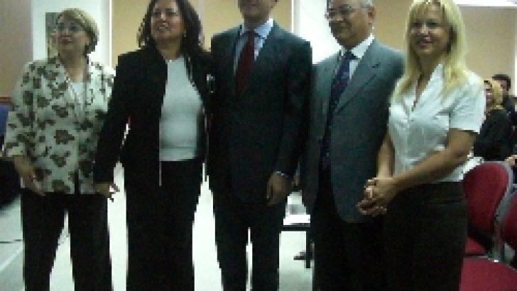 Şişli Belediye Başkanı Mustafa Sarıgül toplantımıza katıldı, kendisine teşekkür ettik.