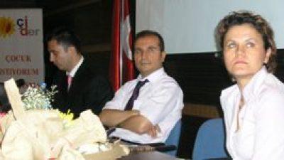 """ALANYA'DA """" ÇOCUK İSTİYORUM"""" TOPLANTISI"""