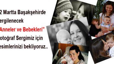 Anneler ve Bebekleri Sergisi
