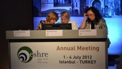 Avrupa Sivil toplum kuruluşları birlikte yapılan oturumlarda ilk kez toplantılara eş başkanlık yapıldı.