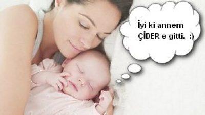 19 Şubat Çarşamba Gaziantepte ÇİDER Tüp bebek toplantısı var