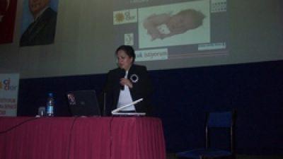 Tekirdağ da Doç.Dr.Selman Laçin Medicana Tüp Bebek Merkezi ile birlikteydik.