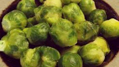 Kadın ve erkekler için brüksel lahanası çok faydalı