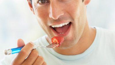 Erkeklerin üreme sağlığı içinde beslenme diyeti gereklidir