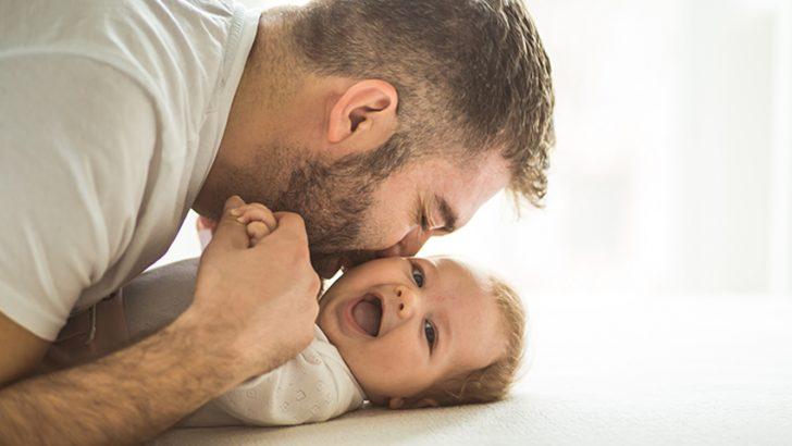 Çocuk isteyen erkeklerin hormon seviyesi yükseliyor.