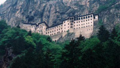Trabzon Zagnos Vadisi Sümela Manastırı , Rize ve unutulmaz anılar