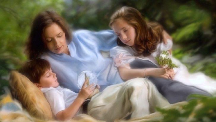 O Şimdi hem ikiz annesi hemde koruyucu anne