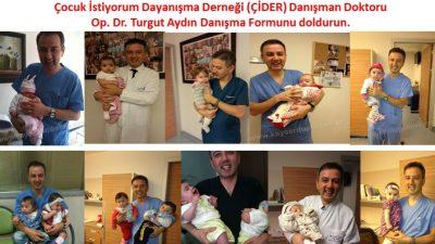 Yrd.Doç.Dr.Turgut AYDIN – Acıbadem Atakent Üniversitesi Tüp Bebek Merkezi İstanbul