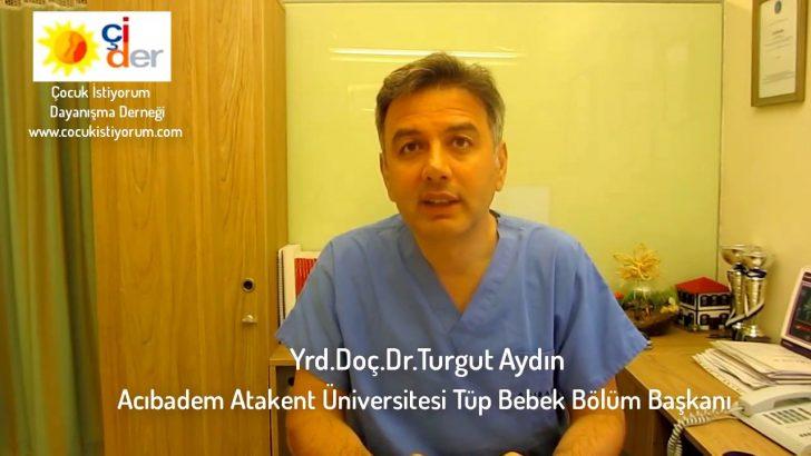 Dış gebelik, pco ile tüp bebek , değişken AMH , çikolata kistleri, erken menapoz tedavileri ; Yrd.Doç.Dr.Turgut Aydın