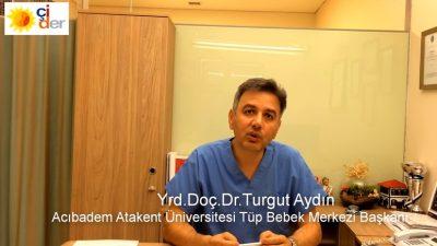 Tüp bebek tedavisi ,PCO,Endometriozis ,DNA bozuklukları ,Yumurta yetersizliği ve kalitesizliği.Doç.Dr.Turgut Aydın