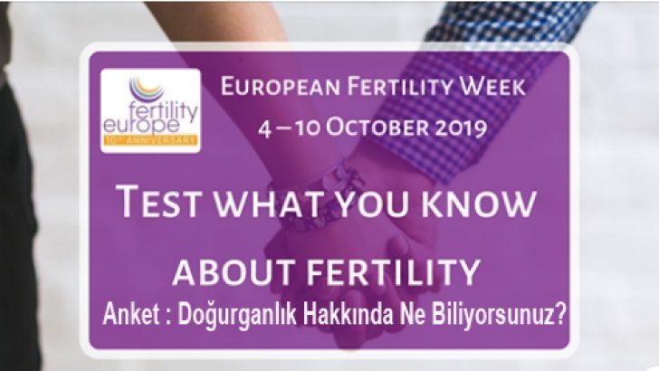 Fertility Europe Anketi