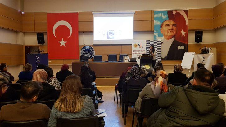Anne baba adaylari Kayseri'de toplandı