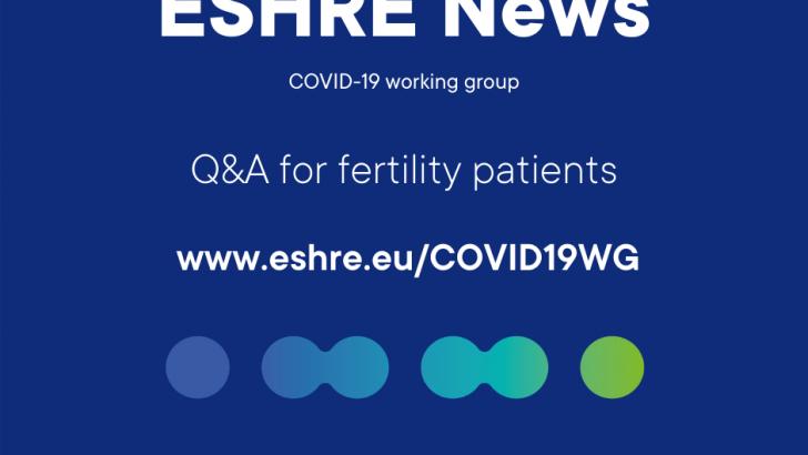 Yardımla üreme,tüp bebek tedavileri ve COVID-19
